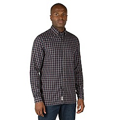 Racing Green - Methley Melange Check Shirt