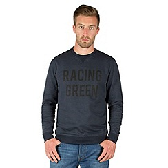 Racing Green - London Logo Sweatshirt