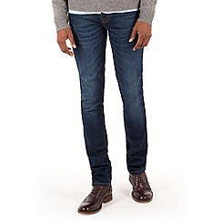 Racing Green - Marr Slim Fit Stonewash Jeans
