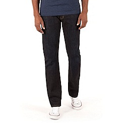 Racing Green - Marr Slim Fit Raw Finish Jeans