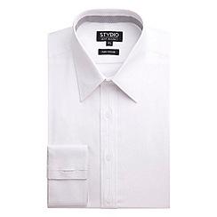 Stvdio by Jeff Banks - White poplin shirt
