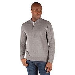Racing Green - Wes Henley Style Sweatshirt