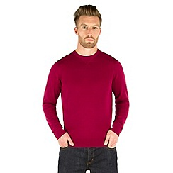 Racing Green - Cutler Crew Neck Jumper