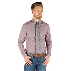 Racing Green - soprano Dobby Check shirt