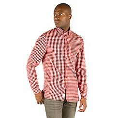 Racing Green - Jack s Multi Check shirt