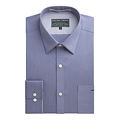 Racing Green - Walt Fine Stripe Tailored Fit Shirt