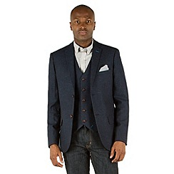 Racing Green - Hockney Semi Plain Blazer