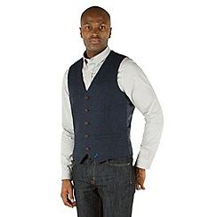 Racing Green - Hockney Semi Plain Waistcoat
