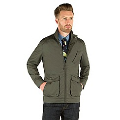 Racing Green - Joiner Lightweight Cotton Coated Jacket