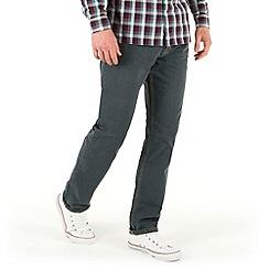 Racing Green - Dene Straight Fit Over-dye Jean