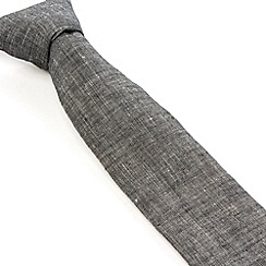 Racing Green - Highway Linen Tie