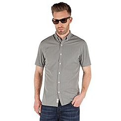 Racing Green - Cologne Short Sleeve Mini Check Shirt