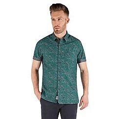 Racing Green - Lyric short sleeve Printed shirt