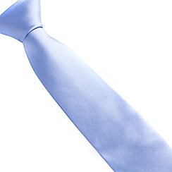 Stvdio by Jeff Banks - Stvdio by Jeff Banks Light Blue Silk Tie