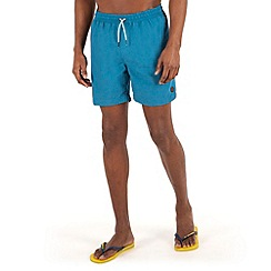 Racing Green - Bailon Plain Swimshorts