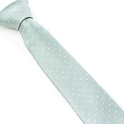Racing Green - Shane Pin Dot Tie