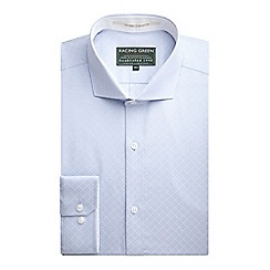 Racing Green - Guild Tailored Fit Dobby Formal Shirt