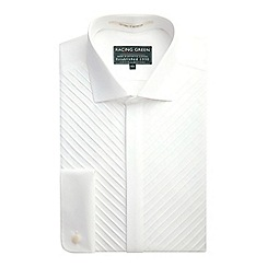 Racing Green - Image Tailored Fit Dress Shirt