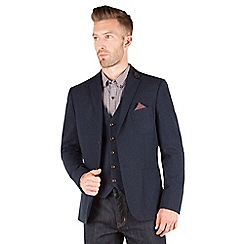Racing Green - John Semi Plain Blazer
