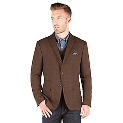 Racing Green - Morris Checked Blazer