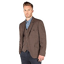 Racing Green - Heath Puppytooth Blazer