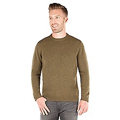 Racing Green - Shelley Crew Neck Jumper
