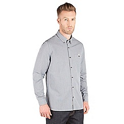 Racing Green - Newton Mini Check Shirt