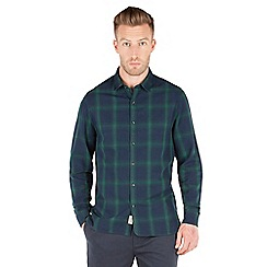 Racing Green - Payne Large Check Shirt