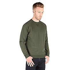 Racing Green - Devon Panelled Sweatshirt