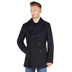 Racing Green - Reform Classic Peacoat