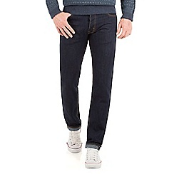 Racing Green - Dene Straight Fit Rinsewash Jean