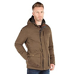 Racing Green - Mallory parka