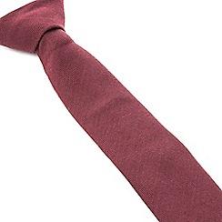 Racing Green - Spencer Herringbone Tie