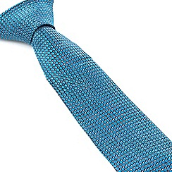 Racing Green - Wilson Geometric Design Tie