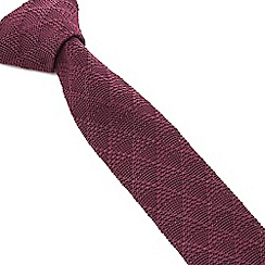 Racing Green - Dresser Knitted Tie