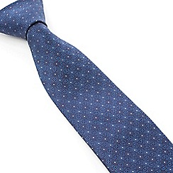 Stvdio by Jeff Banks - Stvdio by Jeff Banks Blue Baroque Tie