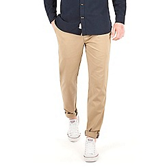 Racing Green - Baxter Flat Front Chino