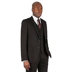 Stvdio by Jeff Banks - Studio Performance by Jeff Banks Black tailored fit 2 button