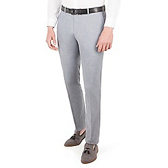 Red Herring - Light blue linen slim fit trouser