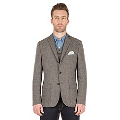 Racing Green - Jose Semi Plain Nep Blazer
