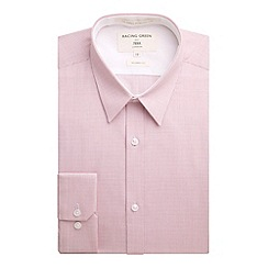 Racing Green - Nelson Micro Check Formal Shirt