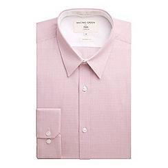 Racing Green - Nelson Micro Check Formal Shirt