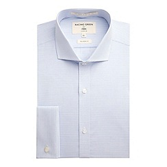 Racing Green - Chandler Horizontal Stripe Formal Shirt