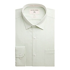 Racing Green - Avalon Stripe Formal Shirt