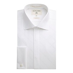 Racing Green - Sadler Dobby Formal Shirt
