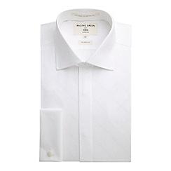Racing Green - Sadler Dobby Formal Shirt