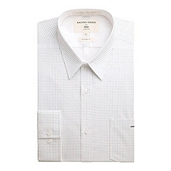 Racing Green - Kennedy All over Print Formal Shirt