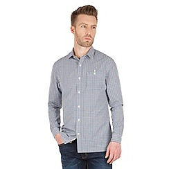 Racing Green - Treaty Multi Check Shirt