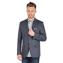 Racing Green - Fred Herringbone Blazer