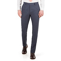 Racing Green - Franco Semi Plain Trouser